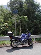 愛知県県道1 富山村