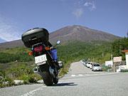 富士山須走口