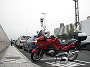 大井南PA