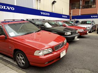 VOLVO CARS 横浜西口