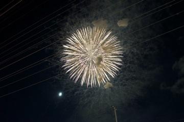 第36回綾瀬市商工会青年部花火大会