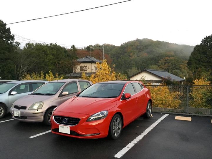 願成寺駐車場
