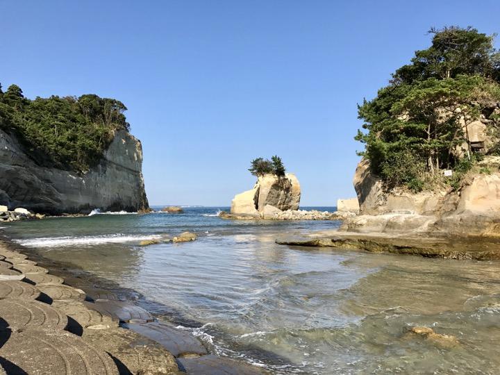 高戸海岸(小浜)