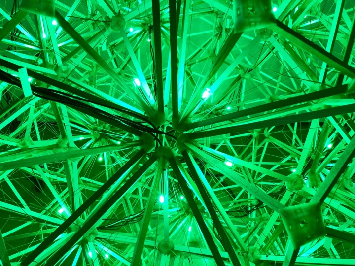 Green light / Olafur ELIASSON