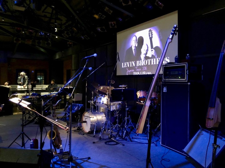 Levin Brothers Japan Tour 2018