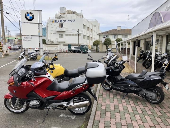 Motorrad Shonan