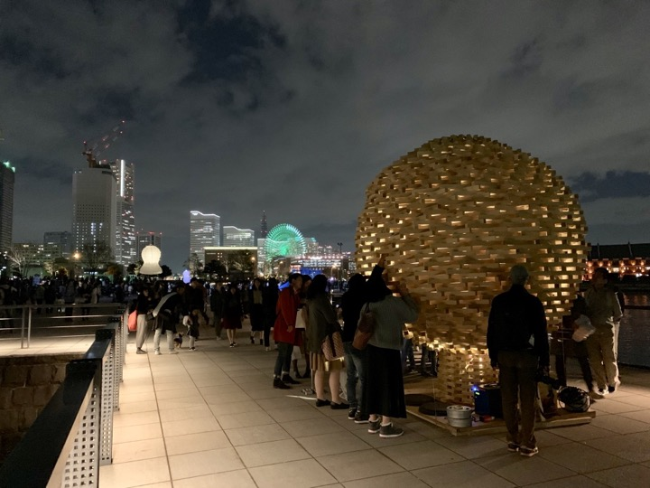光球 (ひかるたま) / 関東学院大学建築・環境学部 ビルディング・ワークショップ2018+