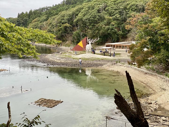 荻浜エリア