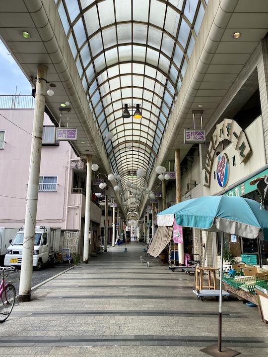 西門商店街