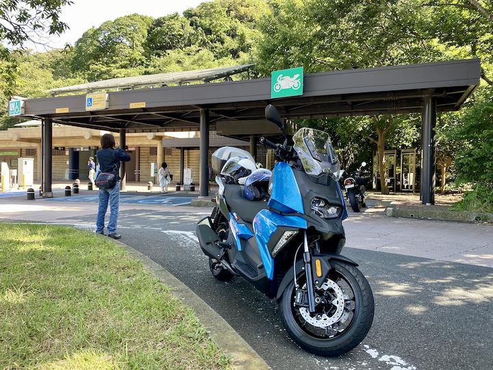 横須賀パーキングエリア