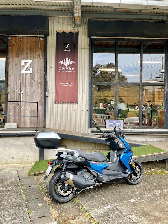 ZEBRA Coffee & Croissant 津久井本店