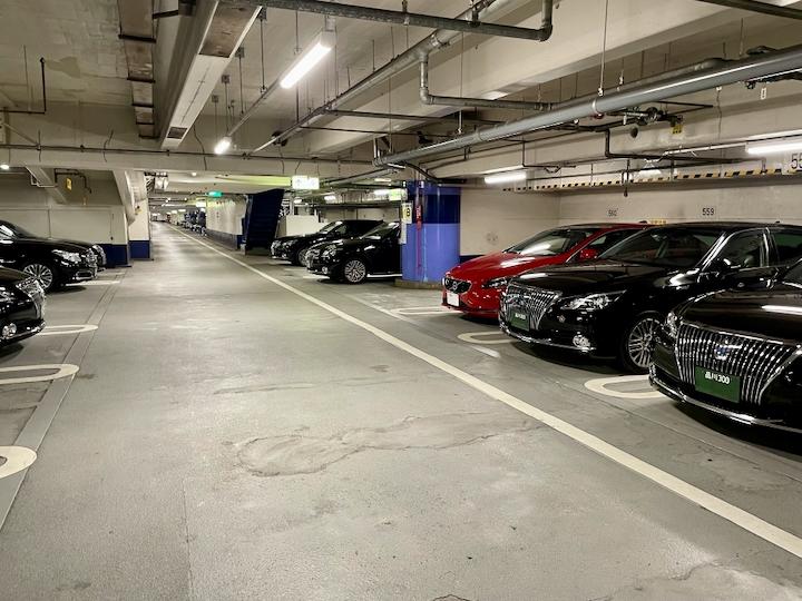 日本橋兜町駐車場